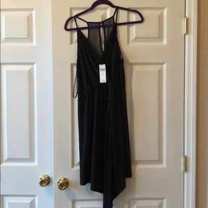 Black and white brand new dress